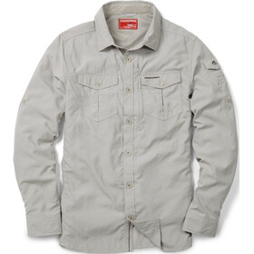 Craghoppers NosiLife Adventure Longsleeve Shirt Men Parchment